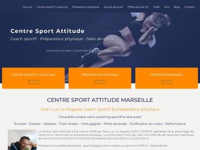 Faites-vous accompagné d'un professionnel en coaching sportif & préparation physique sur Marseille