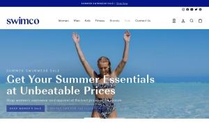 Swimicoウェブサイトサムネイル