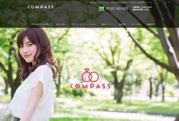 Screenshot of www.t-compass.net