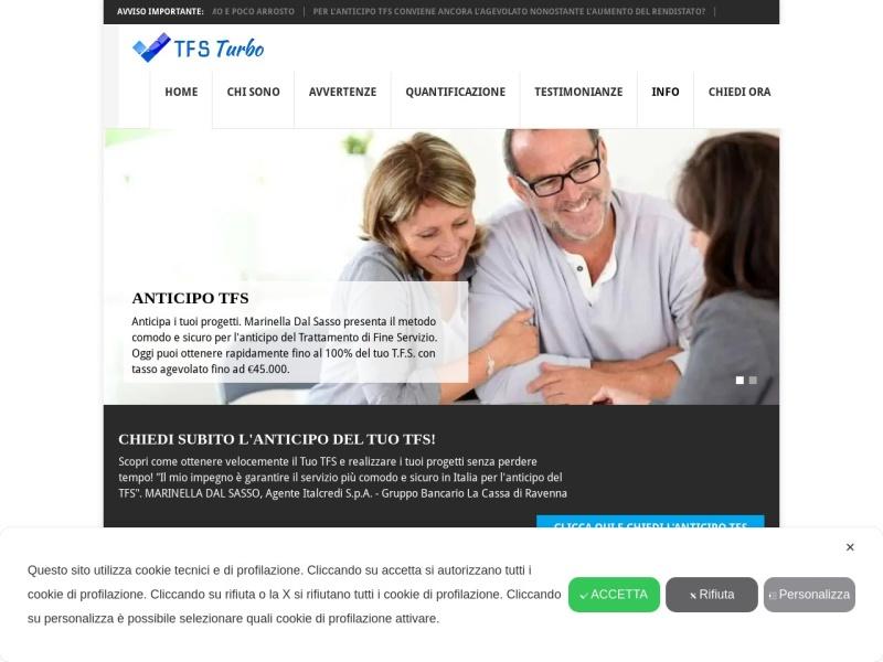 Nasce il portale italiano per l'anticipo del TFS a tasso agevolato come da Accordo Abi