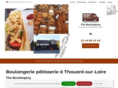 The Boulangery, votre meilleure boulangerie pâtisserie dans la ville de Thouaré-sur-Loire