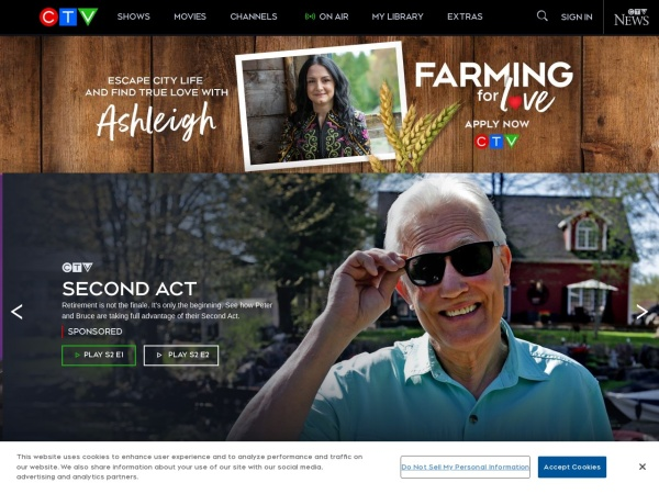 Screenshot of www.theloop.ca