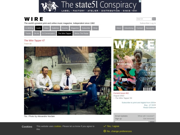 https://www.thewire.co.uk/audio/the-wire-tapper/the-wire-tapper-47/18