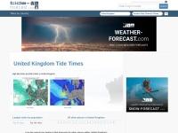Screenshot of www.tide-forecast.com