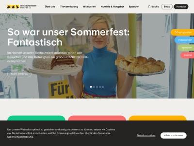 tierschutzverein-muenchen.de