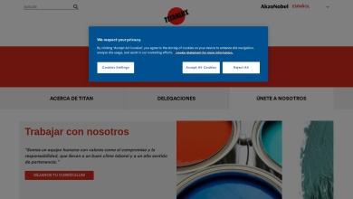 Trabajar con nosotros - Pinturas y Esmaltes de Colores Titanlux