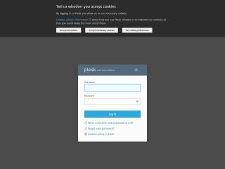 Screenshot von www.tonis-party.de