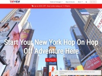 TopView Sightseeing Coupons