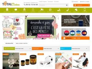 Total Cadeau : une boutique en ligne qui propose des cadeaux adaptés à chaque circonstance