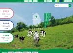 Screenshot of www.town.kuzumaki.iwate.jp