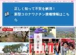Screenshot of www.town.saitama-ina.lg.jp