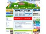 Screenshot of www.town.soeda.fukuoka.jp