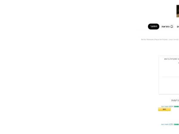 Screenshot of www.tripadvisor.co.il
