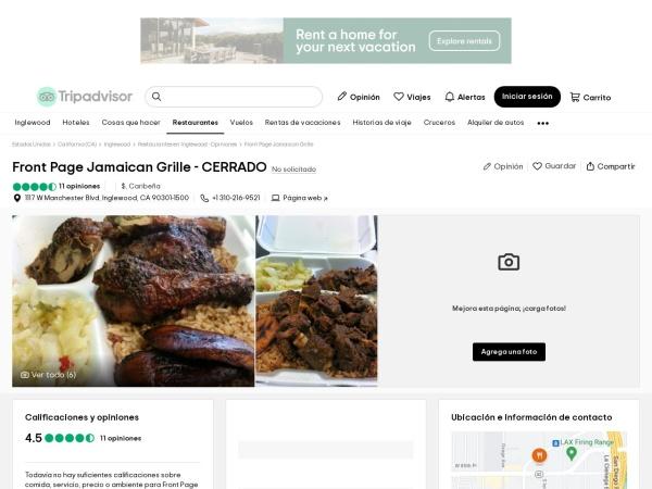 Captura de pantalla de www.tripadvisor.com.mx