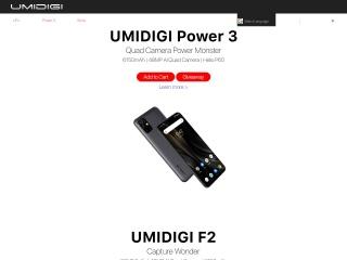 https%3A%2F%2Fwww.umidigi.com%2Fpage umi index-Android 10搭載の「UMIDIGI F2」が9月末に発表とのウワサ。4眼カメラとパンチホールディスプレイ