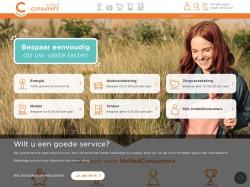 United Consumers 1 jaar energie en €256 korting