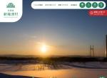 Screenshot of www.vill.shinshinotsu.hokkaido.jp