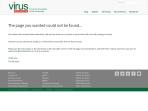 Screenshot of www.virusbtn.com