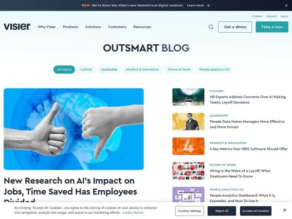 Clarity Magazine Screenshot