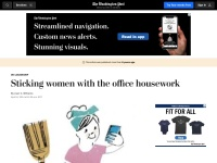 https://www.washingtonpost.com/news/on-leadership/wp/2014/04/16/sticking-women-with-the-office-housework/