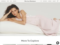15% Off Your First Purchase (One-Time Use Code) at White + Warren