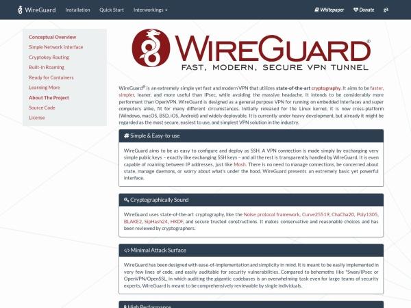 https://www.wireguard.com