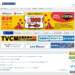 Screenshot of www.yamada-denki.jp