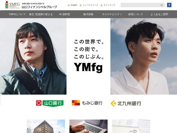 Screenshot of www.ymfg.co.jp
