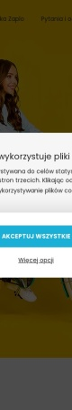 Screenshot of www.zaplo.pl