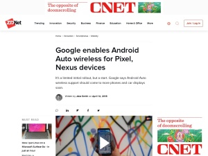 https://www.zdnet.com/article/android-auto-goes-wireless/