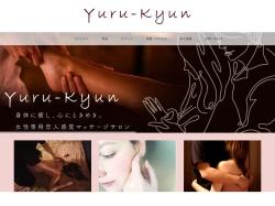Screenshot of yuru-kyun.com