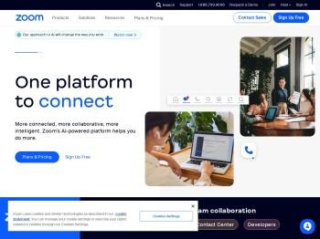 Zoom: Video Conferencing, Cloud Phone, Webinars, Chat ...