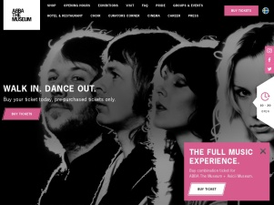 ABBA The Museum - An Interactive Exhibition In Stockholm