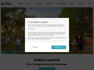 Hem - Borås Camping