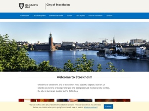Start - City Of Stockholm