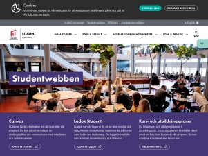 Studentwebben - Mau