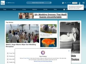 The Weather Channel - National And Local Weather Radar. Daily
