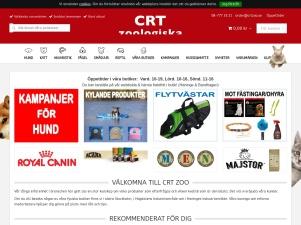 Din Zoobutik Även På Nätet - CRT Zoo