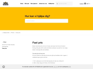 Fast Pris - Taxi Stockholm
