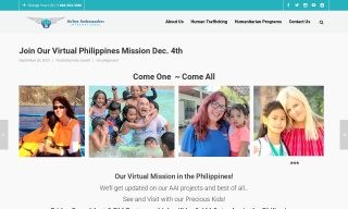 Join Our Virtual Philippines Mission Dec. 4th
