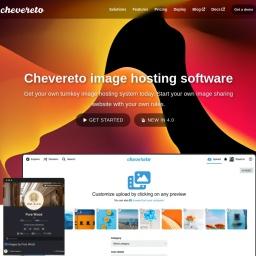 Chevereto - 图像托管程序