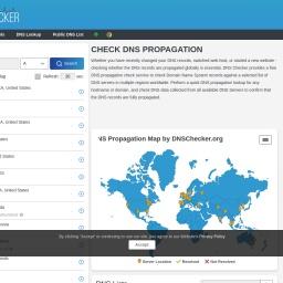 DNS Checker - DNS Check Propagation Tool