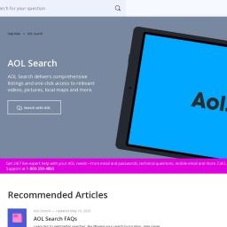 AOL Search - AOL Help