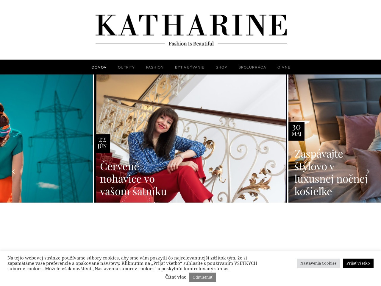 Katharine – fashion is beautiful