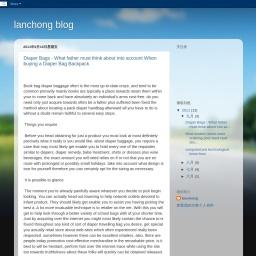 lanchong blog