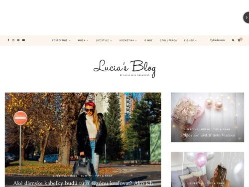Lucia´s blog