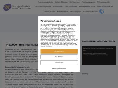 Massagehilfen für den Alltag Thumb