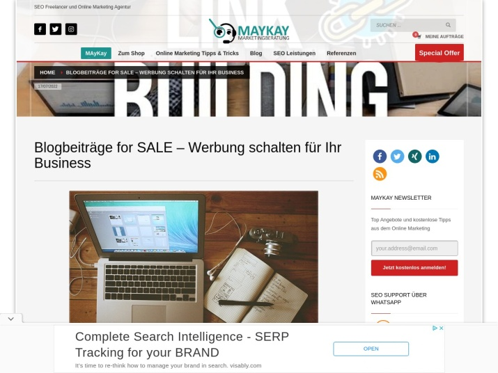 https://maykay.de/blogbeitraege-for-sale/