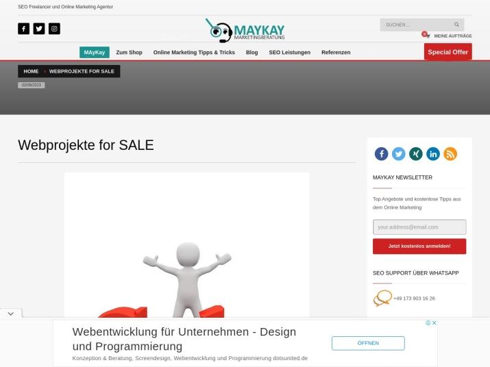 https://maykay.de/projekte-for-sale/