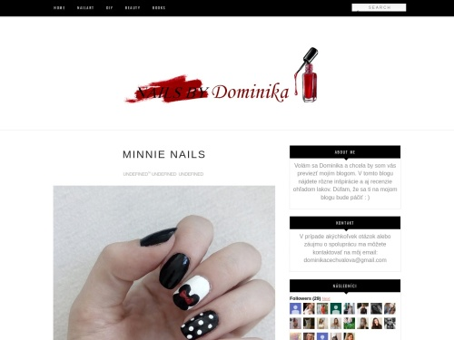 NAILS BY Dominika
